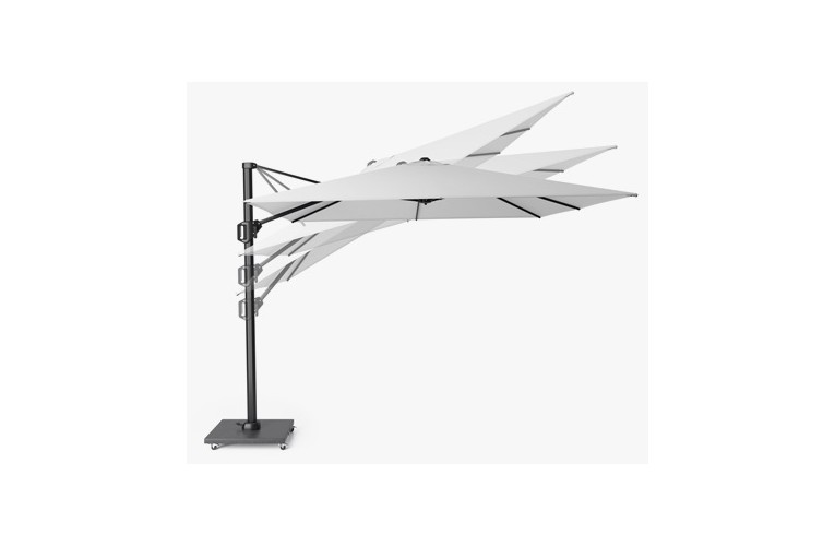 Зонт Challenger T1 Black - Ø3,5 m