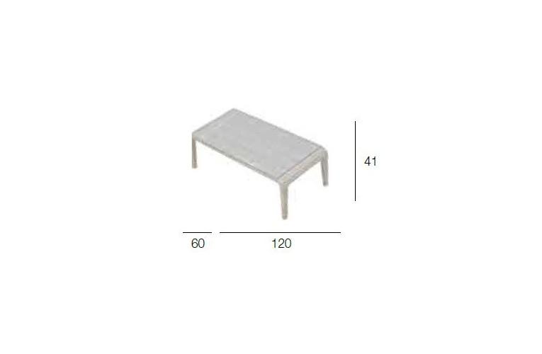 Кофейный столик Journey 120 см