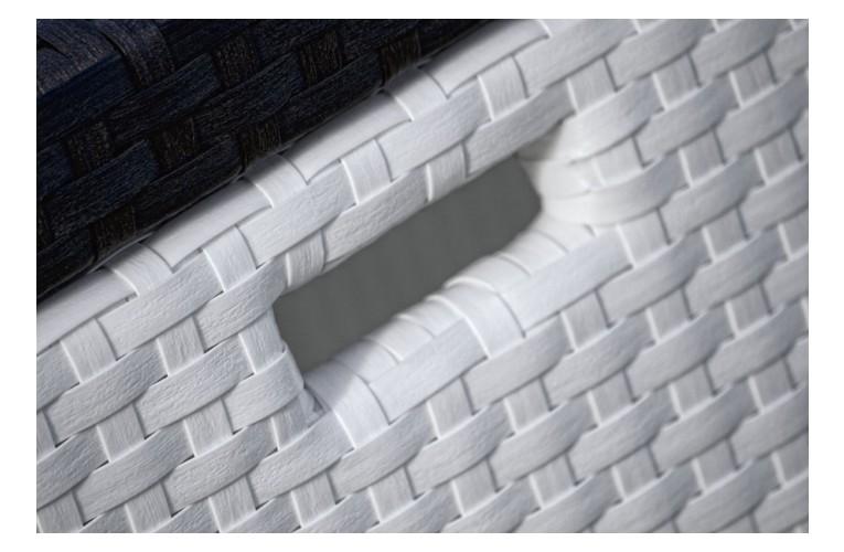 Бокс для подушек Linen M 126 см