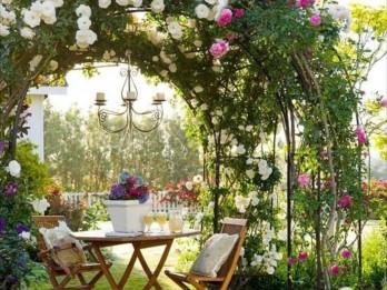 Великолепие садов мира - вечный источник вдохновения