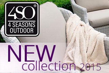 Новинки 2015 от голландского производителя 4 Seasons Outdoor уже на нашем сайте!