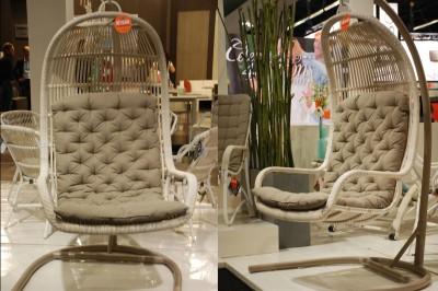 Подвесное кресло Cannes