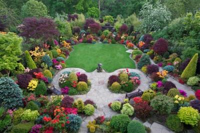 Английский пейзажный сад 1
