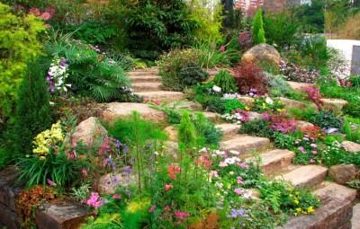 Английский пейзажный сад 2