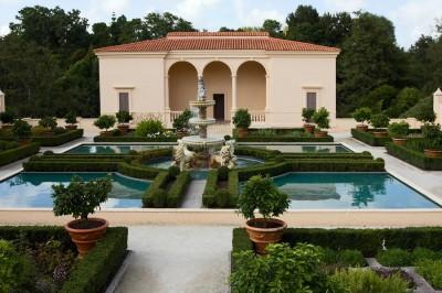 Итальянский сад 1