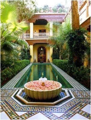 Мавританский сад 2